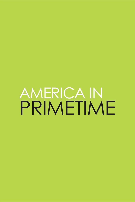 America in Primetime Poster