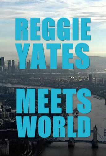 Reggie Yates Meets World Poster