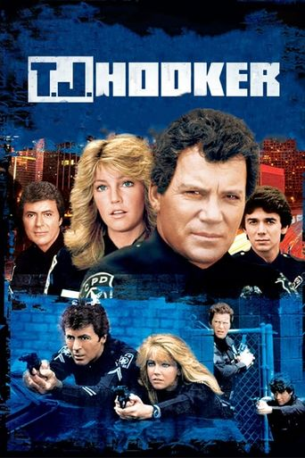 T. J. Hooker Poster