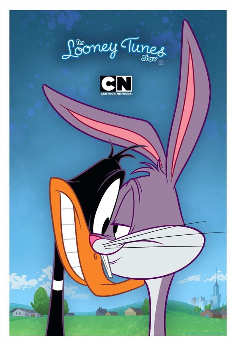 The Looney Tunes Show Poster