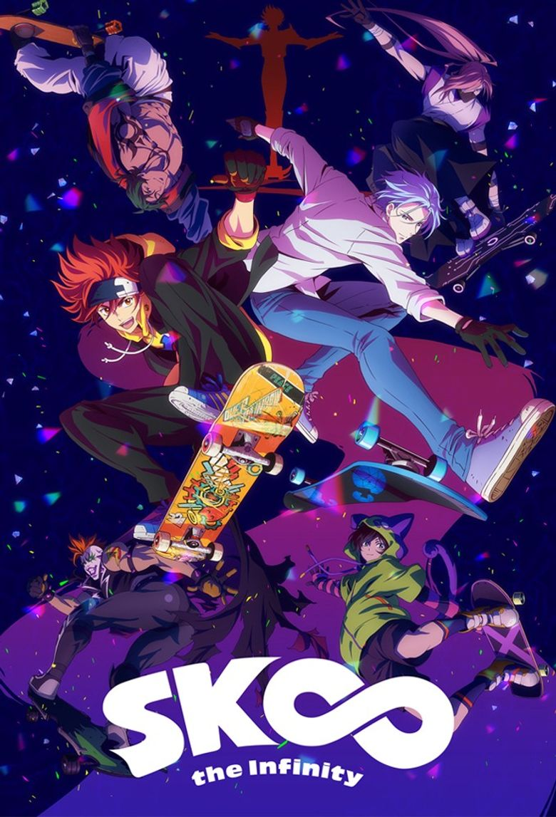SK8 the Infinity Poster
