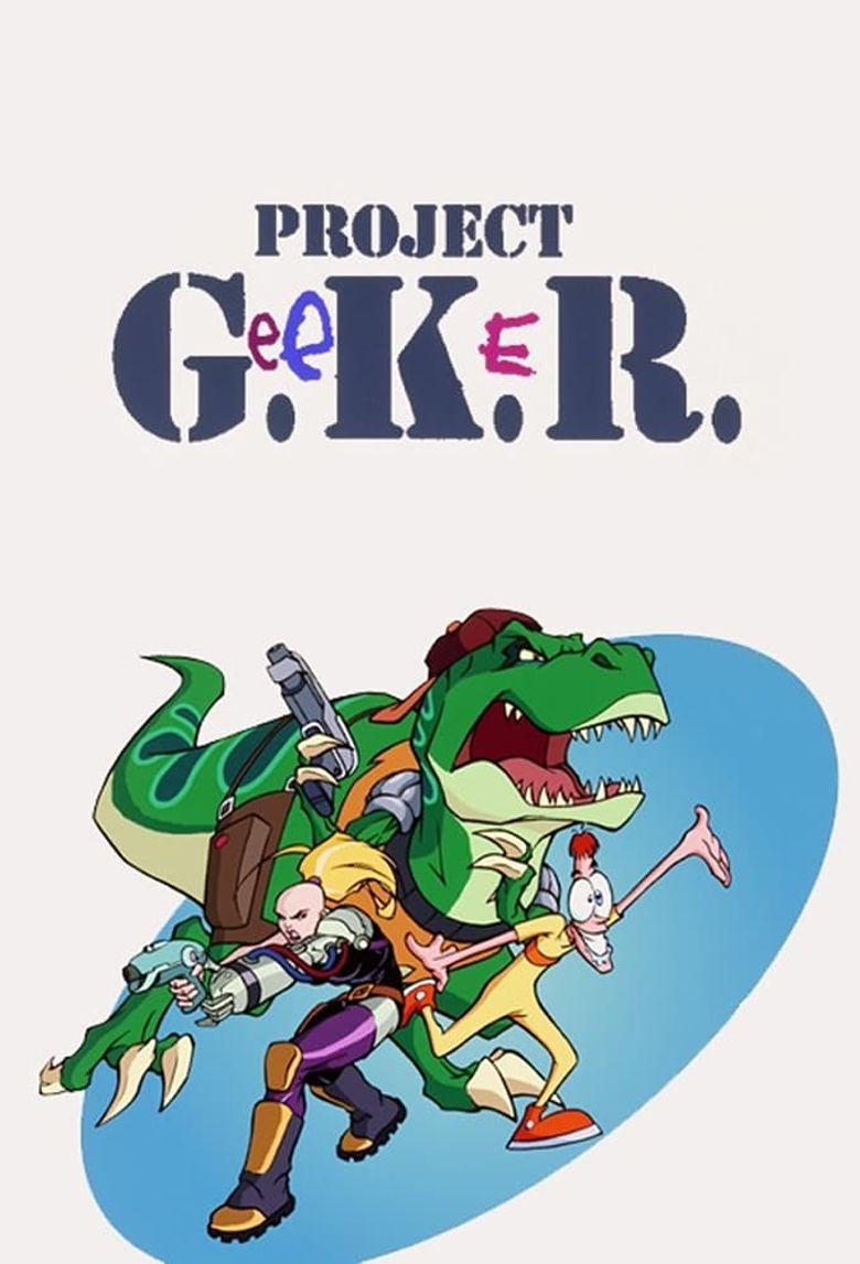 Project G.e.e.K.e.R. Poster