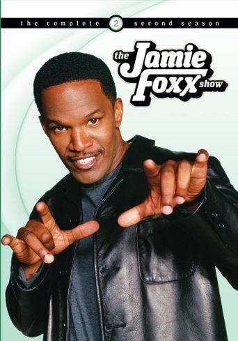 The Jamie Foxx Show Poster