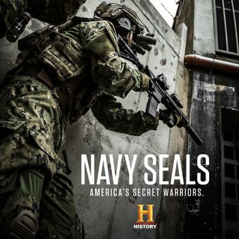 Navy SEALs: America's Secret Warriors Poster