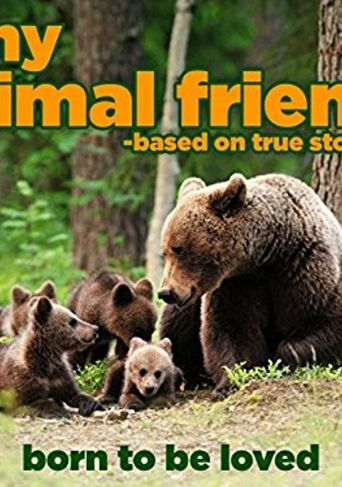 My Animal Friends Poster