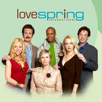 Lovespring International Poster