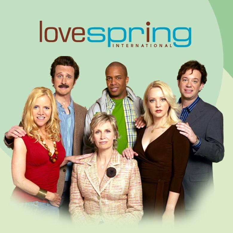 Lovespring International Poster