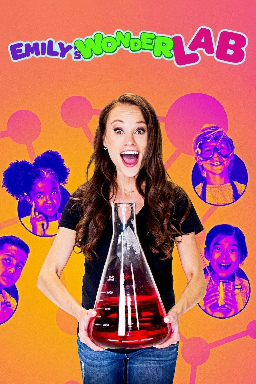Emily's Wonder Lab Poster
