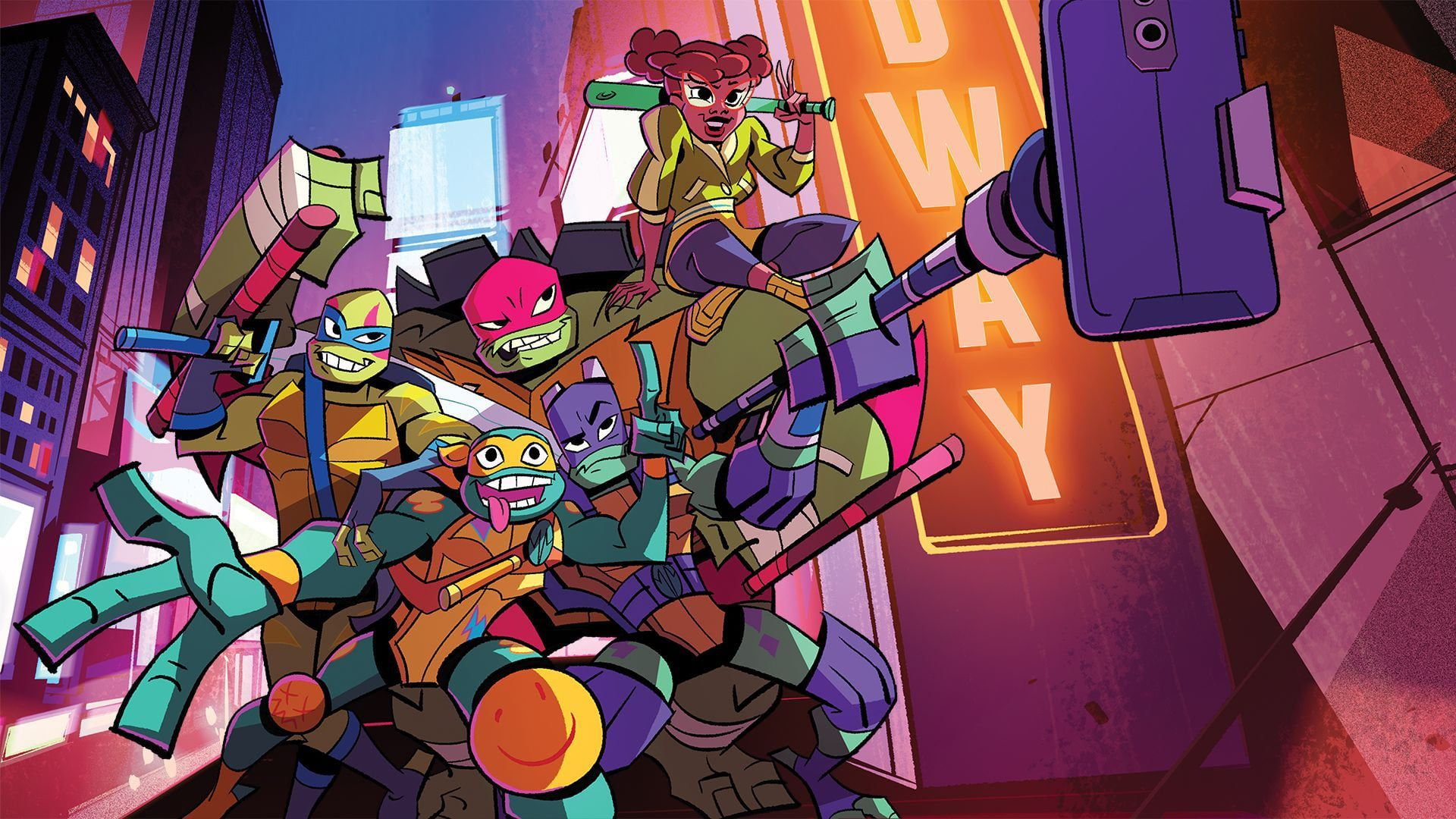 Rise Of The Teenage Mutant Ninja Turtles Watch Episodes On