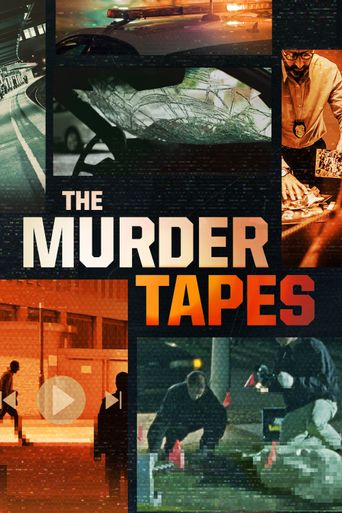 The Murder Tapes Poster