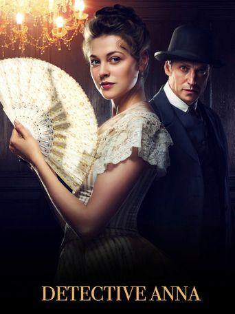 Анна-детективъ Poster