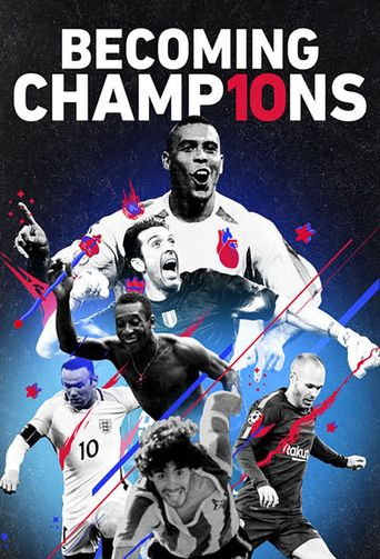 Becoming Champions Poster