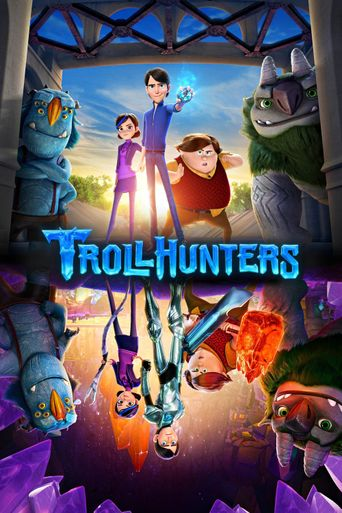Watch Trollhunters