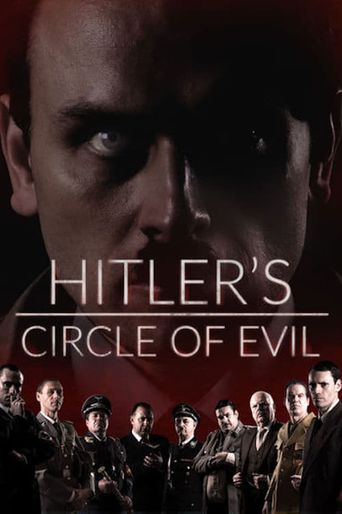 Hitler's Circle of Evil Poster