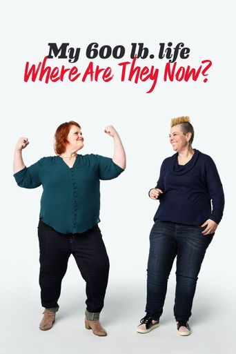 My 600-lb Life: Where Are They Now? Poster