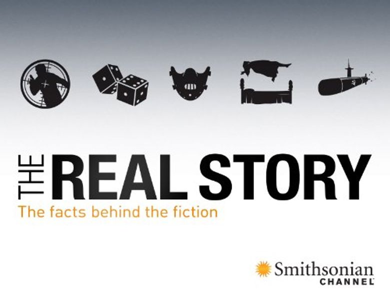 The Real Story Poster