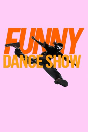 The Funny Dance Show Poster