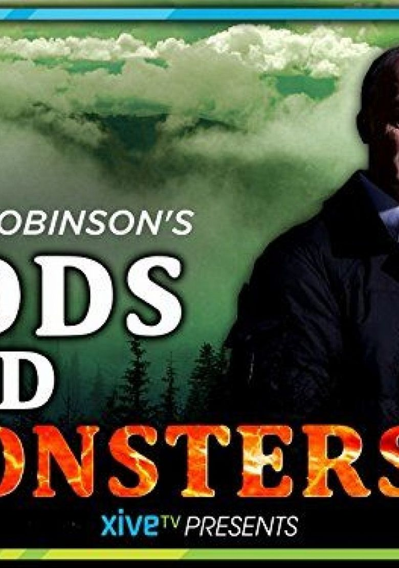 Gods & Monsters with Tony Robinson Poster