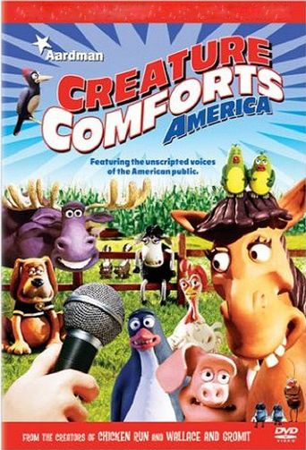 Creature Comforts Poster