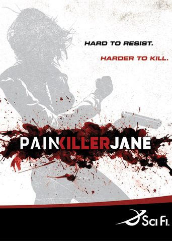 Painkiller Jane Poster