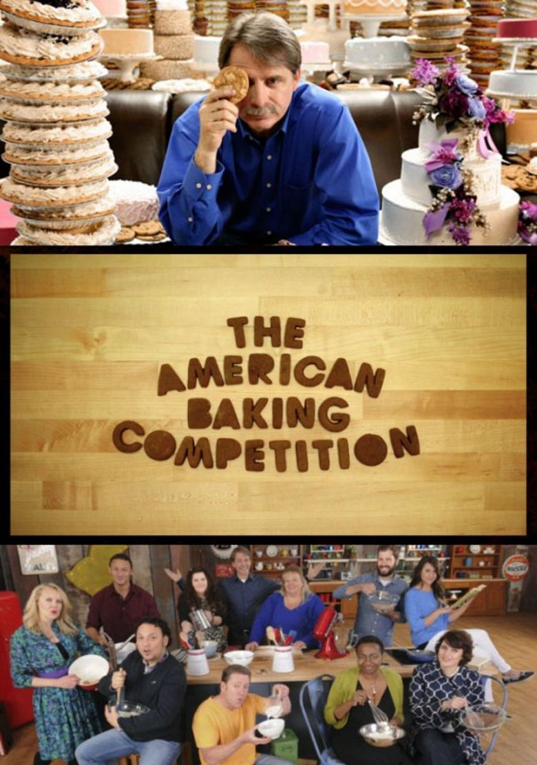 The American Baking Competition Poster