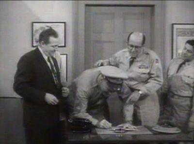 Season 01, Episode 28 Bilko and the Beast