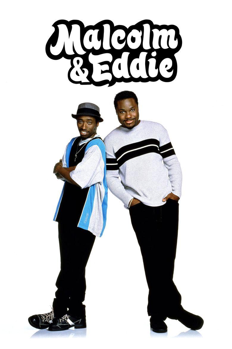 Malcolm & Eddie Poster