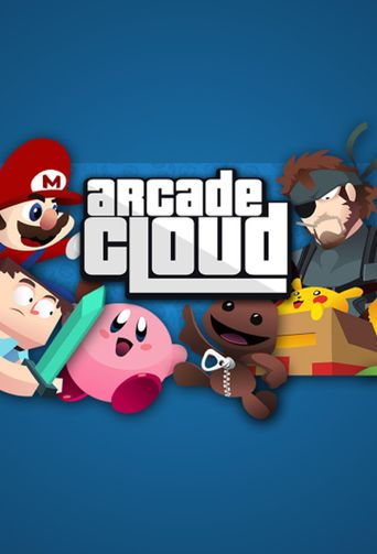 Arcade Cloud's Animated Shorts Poster