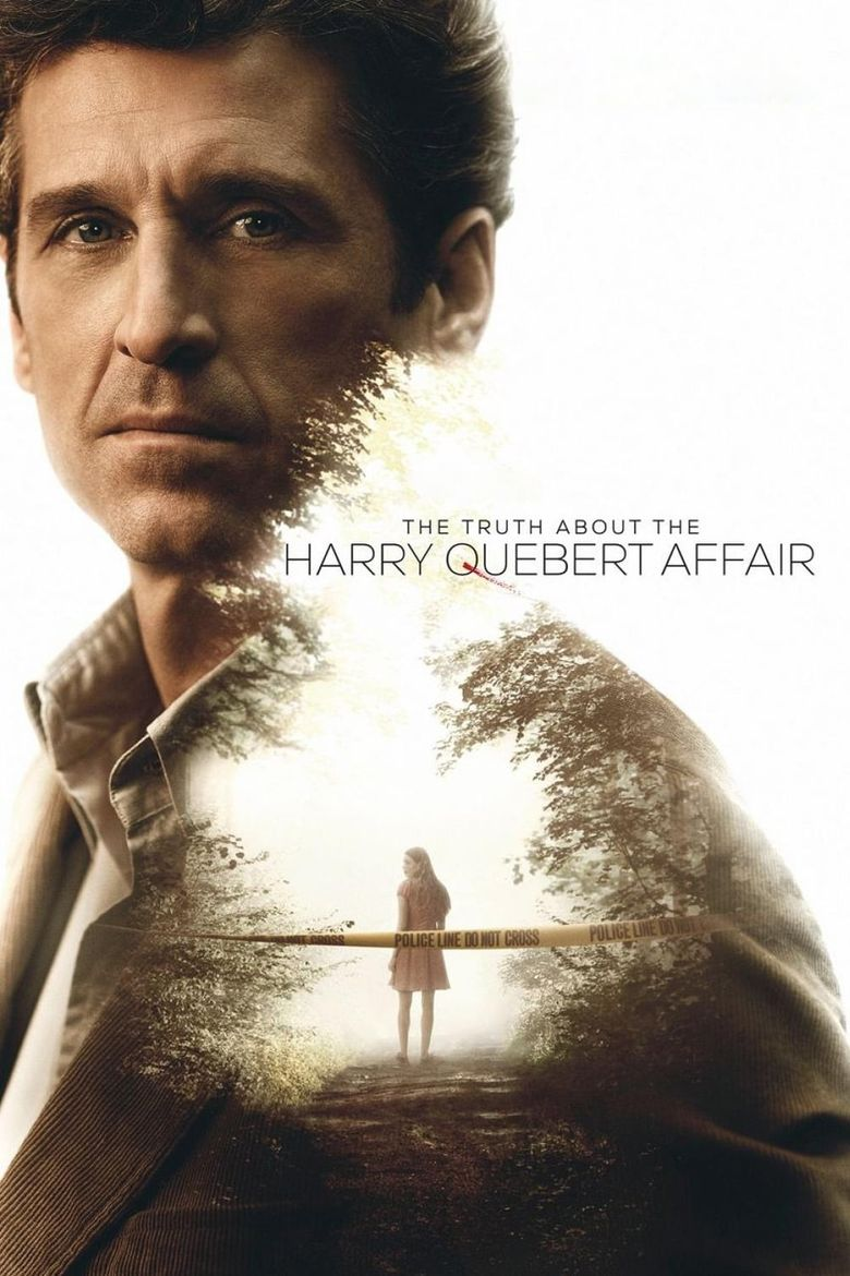 The Truth About the Harry Quebert Affair Poster