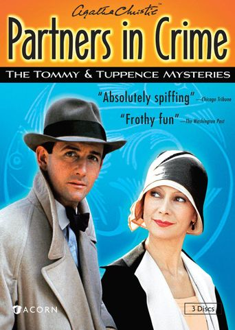 Agatha Christie's Partners in Crime Poster