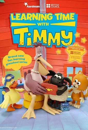Learning Time with Timmy Poster