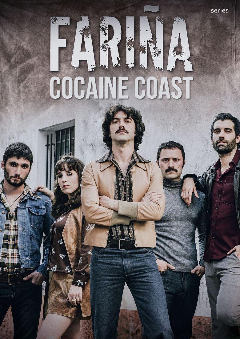 Fariña Poster