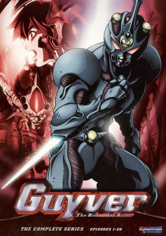 Guyver: The Bioboosted Armor Poster