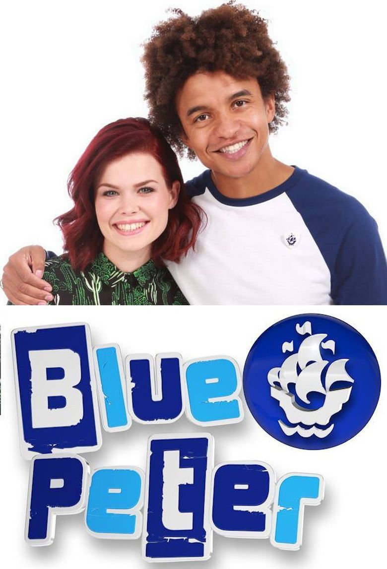 Blue Peter Bite Poster