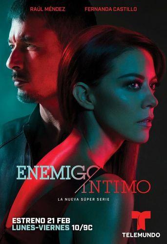 Enemigo íntimo Poster