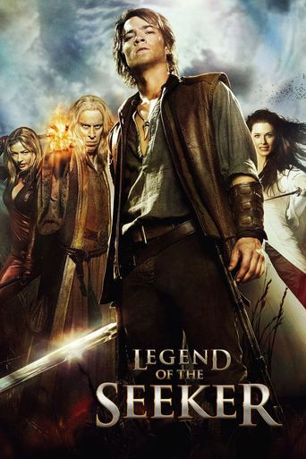 Watch Legend of the Seeker