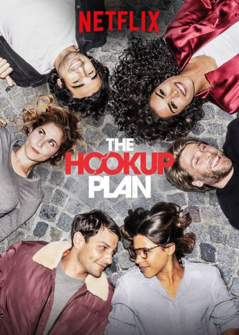 (The Hook Up Plan) Poster