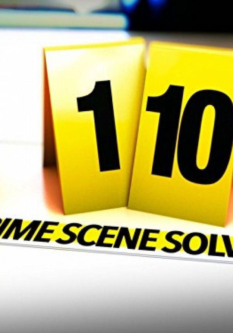 Crime Scene Solvers Poster
