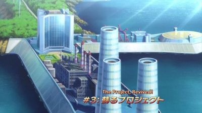 Season 01, Episode 03 The Project Revived