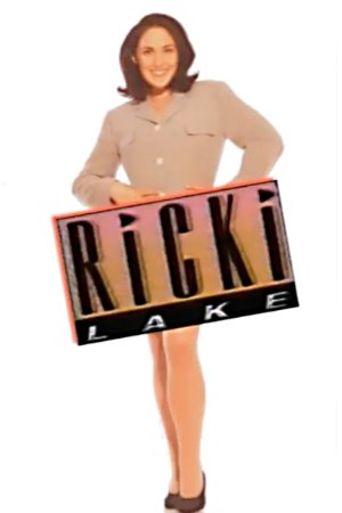 Ricki Lake Poster