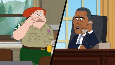 Season 03, Episode 01 Obamascare