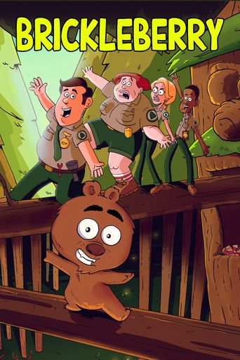 Brickleberry Poster