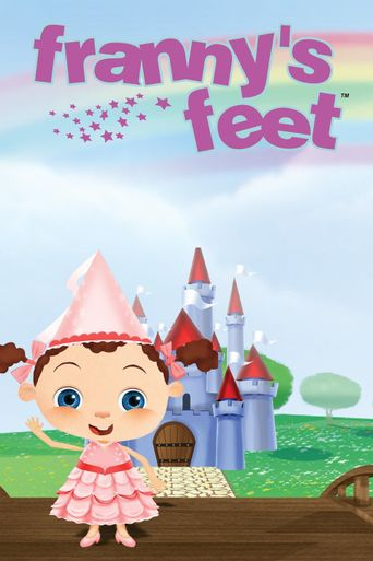Franny's Feet Poster