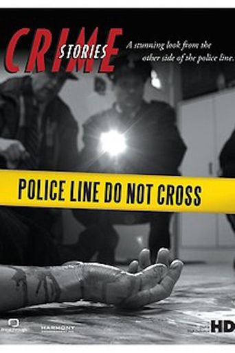 Crime Stories Poster