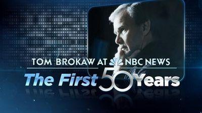 Watch SHOW TITLE Season 2017 Episode 2017 Tom Brokaw: The First 50 Years