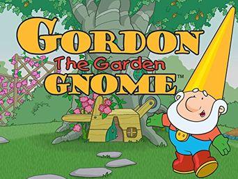 Gordon the Garden Gnome Poster