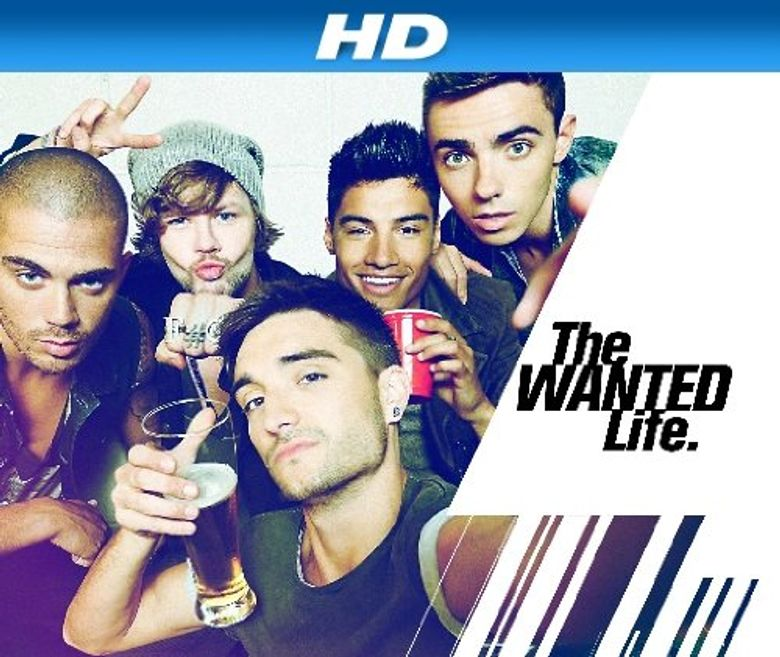 The Wanted Life Poster