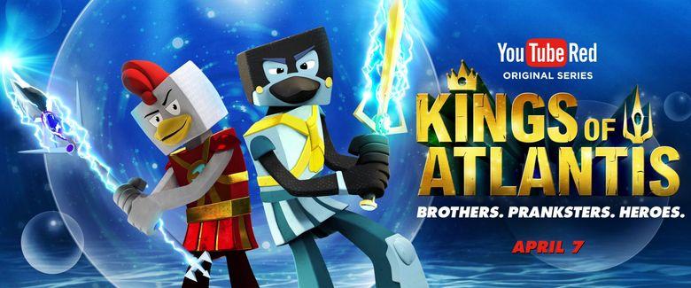 Kings of Atlantis Poster