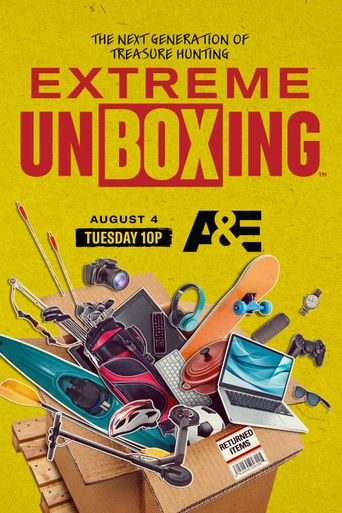 Extreme Unboxing Poster