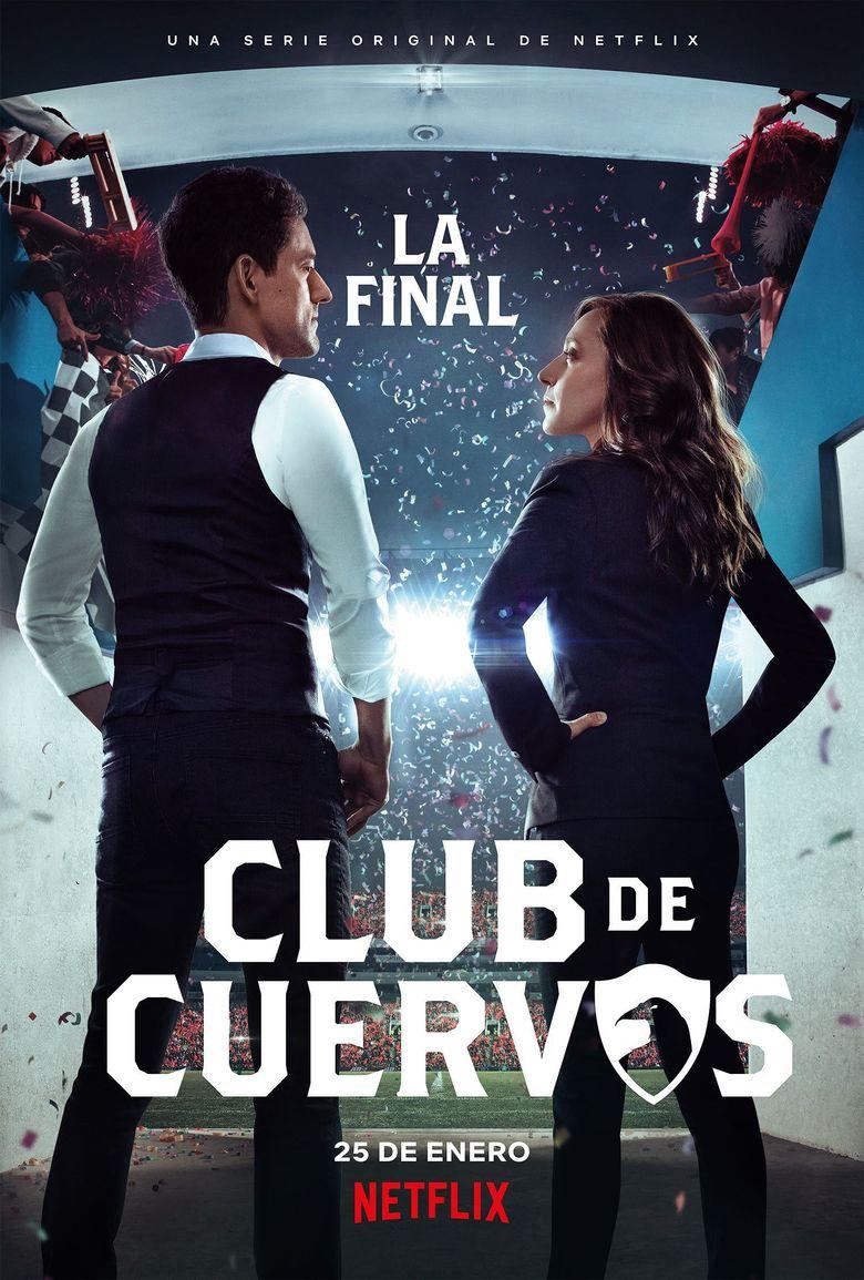 Club de Cuervos Poster